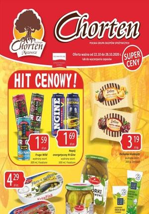 Gazetka promocyjna Chorten - Chorten - plakat promocyjny