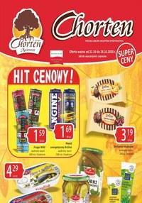 Gazetka promocyjna Chorten - Chorten - plakat promocyjny - ważna do 28-10-2020