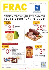 Gazetka promocyjna FRAC - Gazetka promocyjna Frac