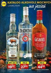 Gazetka promocyjna Lidl - Katalog alkoholi mocnych Lidl - ważna do 28-11-2020