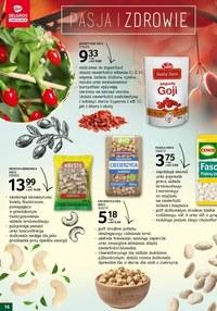 Gazetka promocyjna Selgros Cash&Carry - Pasja i Zdrowie - Selgros