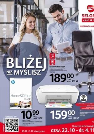 Gazetka promocyjna Selgros Cash&Carry - Urządź biuro z Selgrosem