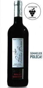 Wino Merlot - Cabernet