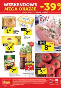 Gazetka promocyjna Twój Market - Okazje tygodnia w sklepach Twój Market