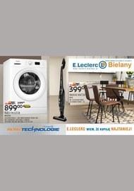 Nowe technologie w E.Leclerc Bielany