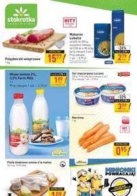 Gazetka promocyjna Stokrotka Supermarket - Gazetka promocyjna Stokrotka Supermarket - ważna do 28-10-2020