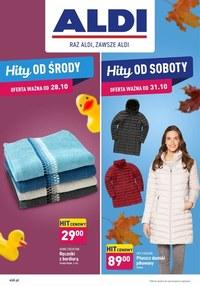 Gazetka promocyjna Aldi - Hity od środy i Soboty w Aldi