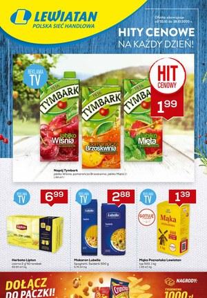 Gazetka promocyjna Lewiatan - Hity cenowe w sklepach Lewiatan