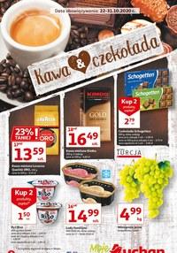 Gazetka promocyjna Moje Auchan - Kawa&czekolada w Moje Auchan