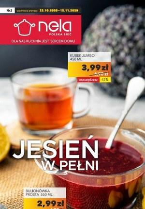 Gazetka promocyjna Nela - Najlepsze towary do kuchni w Nela