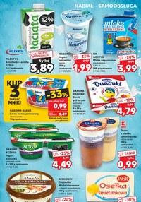 Gazetka promocyjna Kaufland - Mocny start w Kauflandzie