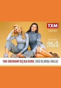 Gazetka promocyjna Textil Market - Otul się ciepłem w TXM - ważna do 09-11-2020