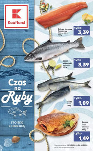 Targ rybny w Kaufland!