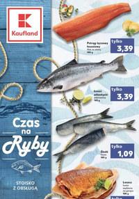 Gazetka promocyjna Kaufland - Targ rybny w Kaufland!  - ważna do 28-10-2020