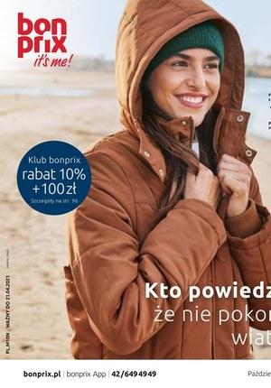 Gazetka promocyjna BonPrix - Jesień z BonPrix