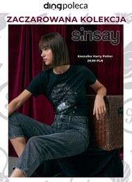 Zaczarowana kolekcja w Sinsay!