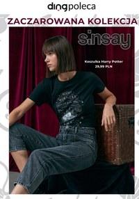 Gazetka promocyjna Sinsay - Zaczarowana kolekcja w Sinsay! - ważna do 04-11-2020