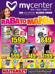 Rabatomania w MyCenter