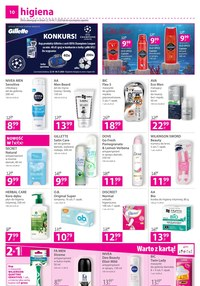 Gazetka promocyjna Hebe - Produkty do włosów -40% w Hebe!
