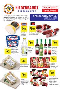 Gazetka promocyjna Hildebrandt - Promocje w sklepach Hildebrandt! - ważna do 15-11-2020