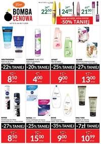 Gazetka promocyjna Vica - Bomba cenowa w sklepach Vica - ważna do 08-11-2020