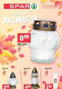 Gazetka promocyjna SPAR - Jesienne promocje w SPAR - ważna do 27-10-2020
