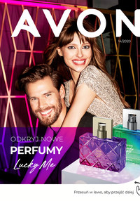 Gazetka promocyjna Avon - AVON odkryj nowe perfumy - ważna do 31-10-2020