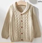 Sweter dziecięcy Pepco