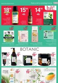 Gazetka promocyjna Drogerie Natura - Ciach cen w Drogerii Natura