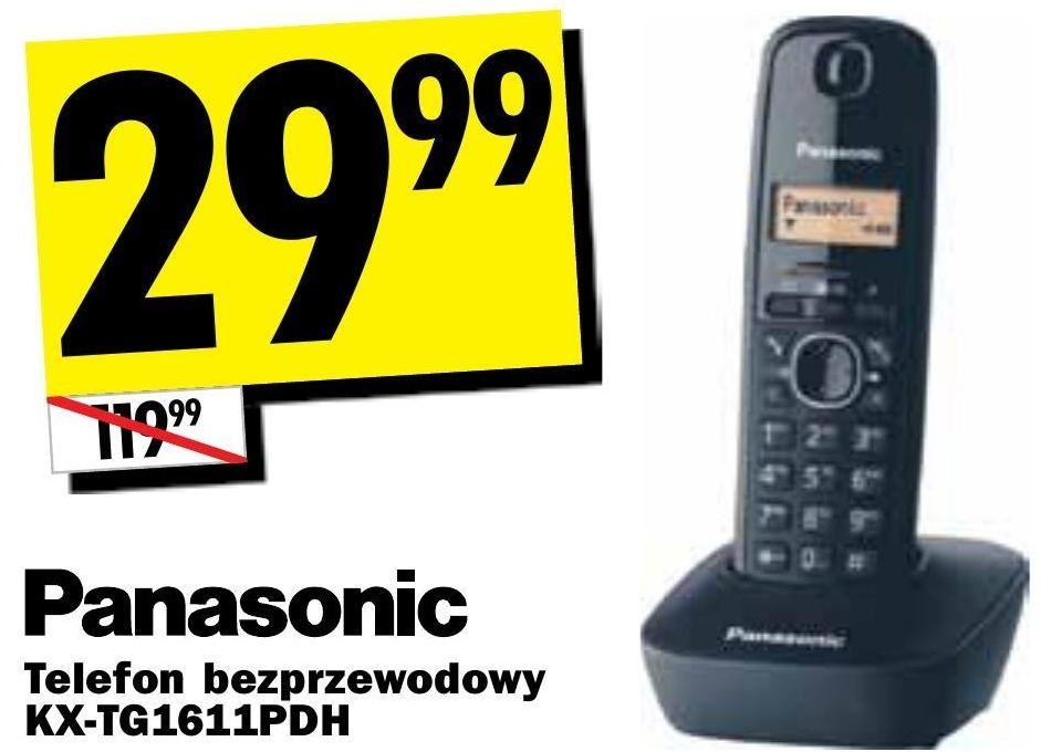 Archiwum Telefon Bezprzewodowy Panasonic Media Expert 22 10 2020 24 10 2020 Promoceny Pl Ulotki Promocje Znizki