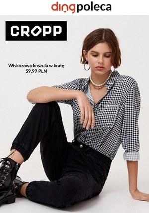 Gazetka promocyjna Cropp Town - Niezwykły styl w Cropp Town