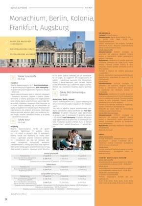 Wyjedź na kurs językowy z Almatur!
