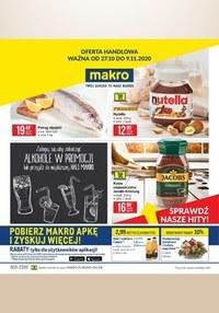 Gazetka promocyjna Makro Cash&Carry - Sprawdź hity Makro! - ważna do 09-11-2020