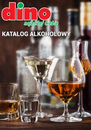Gazetka promocyjna Dino - Dino - katalog alkoholowy