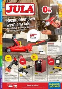 Gazetka promocyjna Jula - Promocje w sklepach Jula! - ważna do 08-11-2020