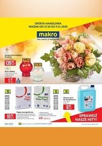 Gazetka promocyjna Makro Cash&Carry - Same hity w sklepach Makro! - ważna do 09-11-2020