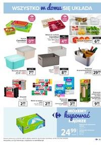 Gazetka promocyjna Carrefour - Kupuj mądrze z Carrefour!