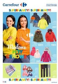Gazetka promocyjna Carrefour - Modowe hity cenowe w Carrefour