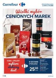 Cenione marki w Carrefour!