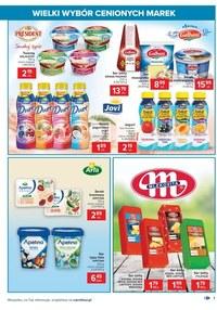 Gazetka promocyjna Carrefour - Cenione marki w Carrefour!