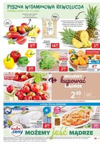 Gazetka promocyjna Carrefour Market - Kupuj mądrze z Carrefour Market