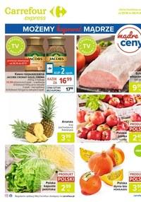 Gazetka promocyjna Carrefour Express - Okazje w Carrefour Express - ważna do 02-11-2020