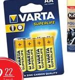 Baterie alkaliczne Varta