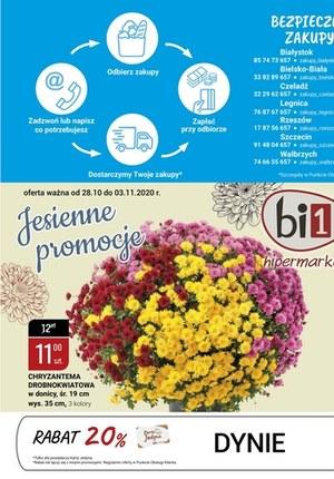 Gazetka promocyjna bi1 - Bezpieczne zakupy w Bi1