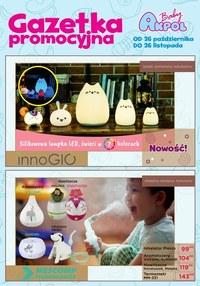 Gazetka promocyjna Akpol Baby - Okazje dla najmłodszych w Akpol Baby! - ważna do 26-11-2020