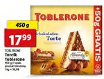 Torcik Toblerone