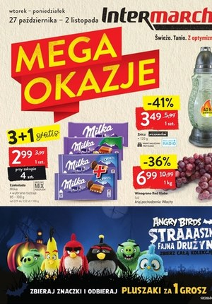 Gazetka promocyjna Intermarche Super - Mega okazje w Intermarche!