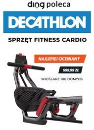 Sprzęt, fitness, cardio w Decathlonie!