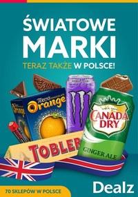 Gazetka promocyjna Dealz - Światowe marki w Dealz - ważna do 30-11-2020