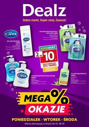 Gazetka promocyjna Dealz - Mega okazje w sklepach Dealz
